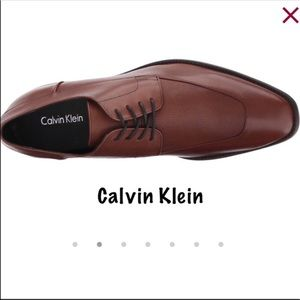 Calvin Klein men's oxfords shoes Sz 12